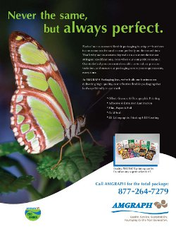 Amgraph Corp Butterfly Ad