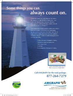 Amgraph Corp Lighthouse Ad
